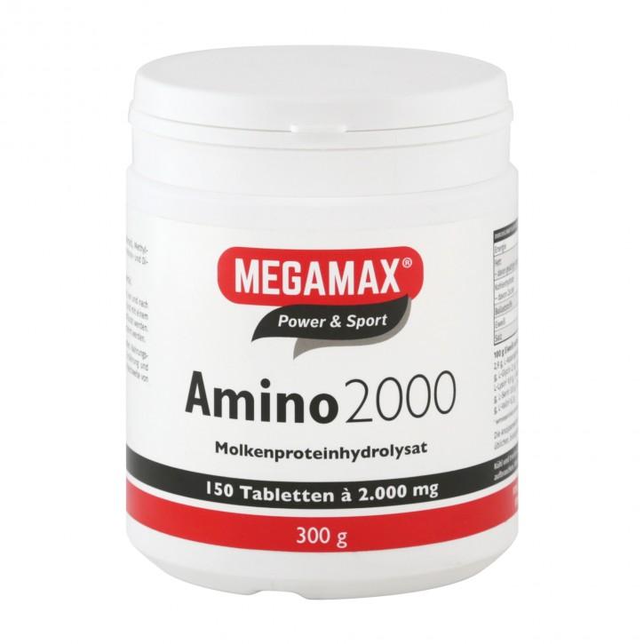Amino 2.000 Molkenproteinhydrolysat 150 Tbl.
