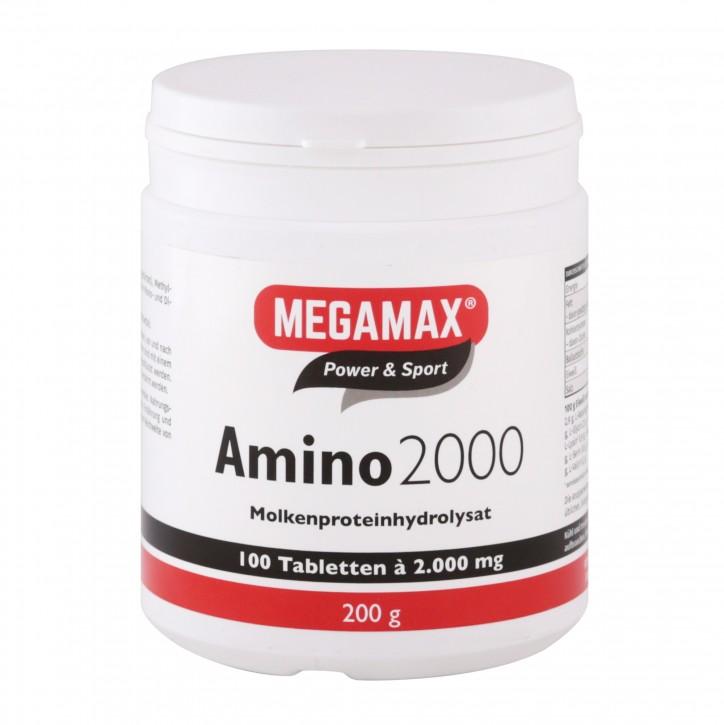 Amino 2.000 Molkenproteinhydrolysat