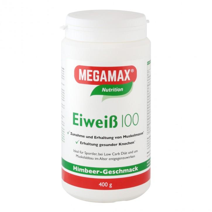 Eiweiß 100 Himbeere 400 g