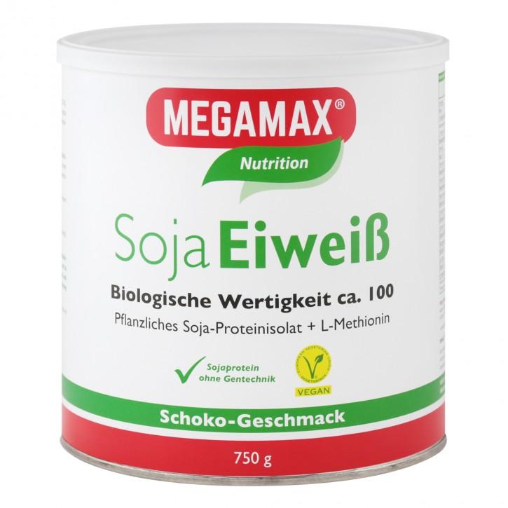 Soja-Eiweiß + Taurin + L-Methionin Schoko 750 g