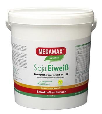 Soja-Eiweiß + Taurin + Methionin Schoko 5 kg