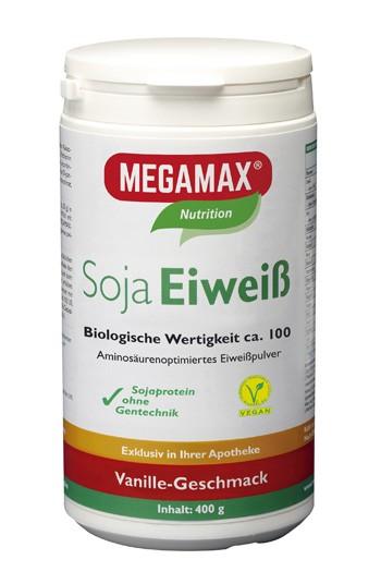 Soja-Eiweiß + Taurin + Methionin Vanille 400 g