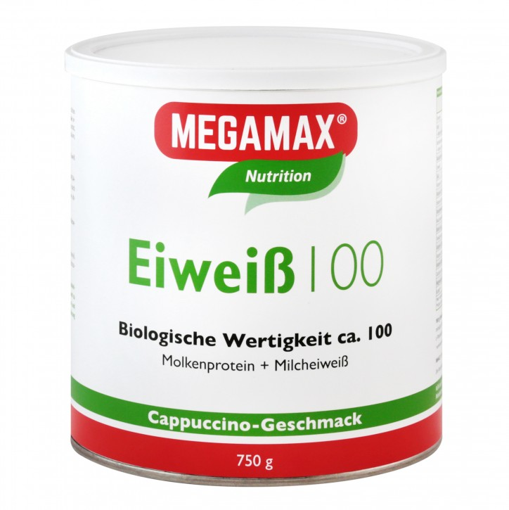 Eiweiß 100 Cappuccino 750 g