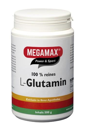 Glutamin Pulver 100 % rein
