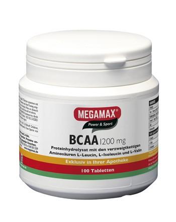 BCAA 1.200 mg