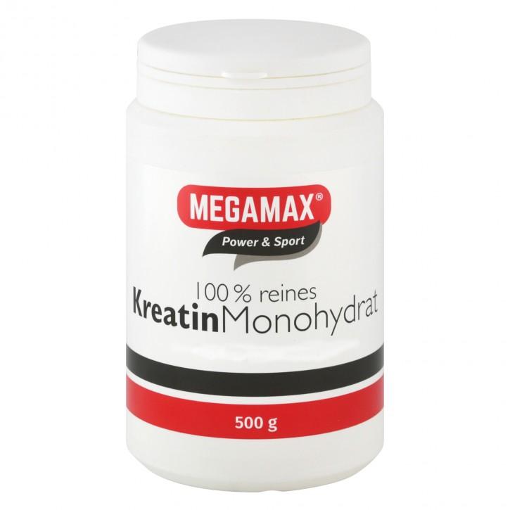Kreatin Monohydrat 100 % rein 500 g