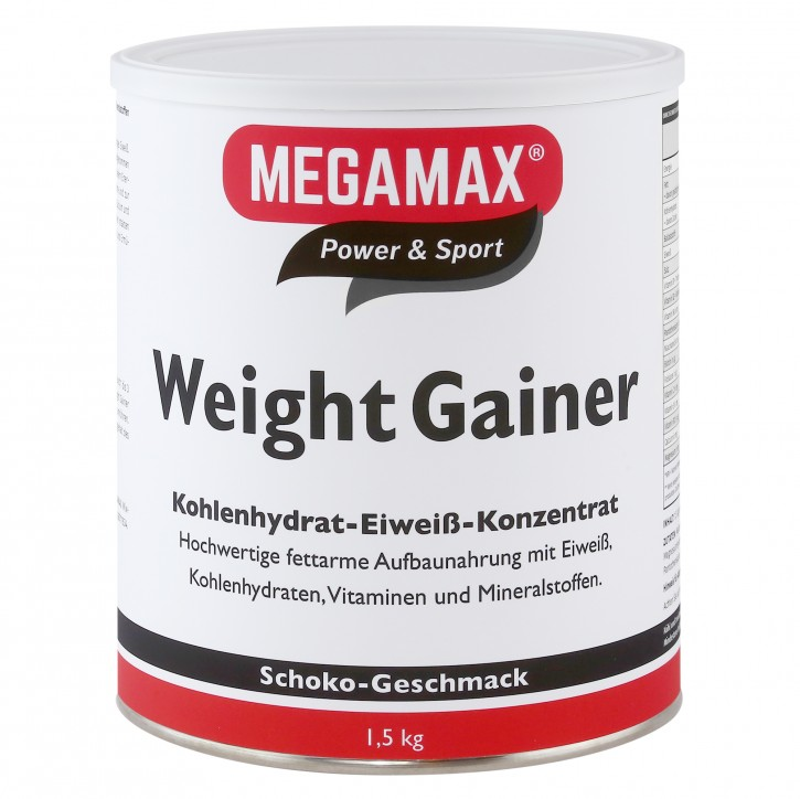 Weight Gainer Schoko 1,5 kg
