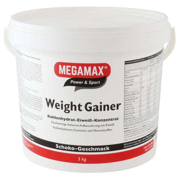 Weight Gainer Schoko 3 kg