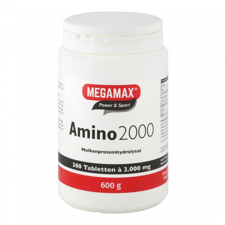 Amino 2.000 Molkenproteinhydrolysat 300 Tbl.