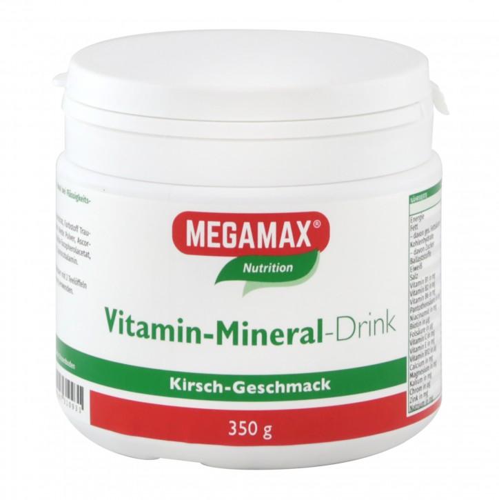 Vitamin-Mineral-Drink Kirsche