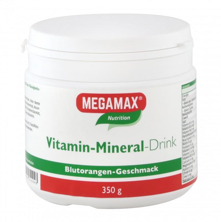 Vitamin-Mineral-Drink Blutorange