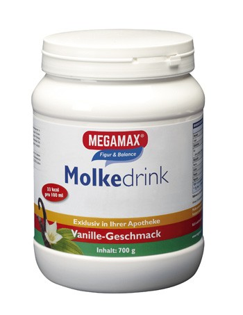 Molke-Drink Vanille