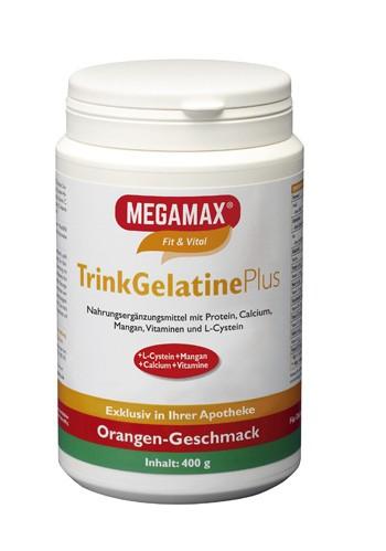 Trinkgelatine Plus + Mangan + L-Cystein + Calcium