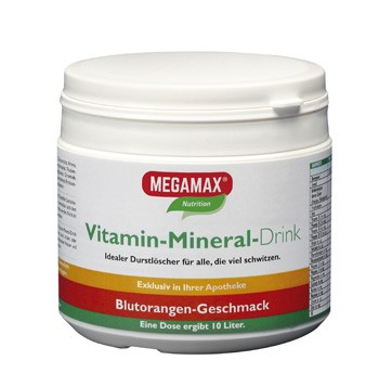 Vitamin-Mineral-Drink Orange
