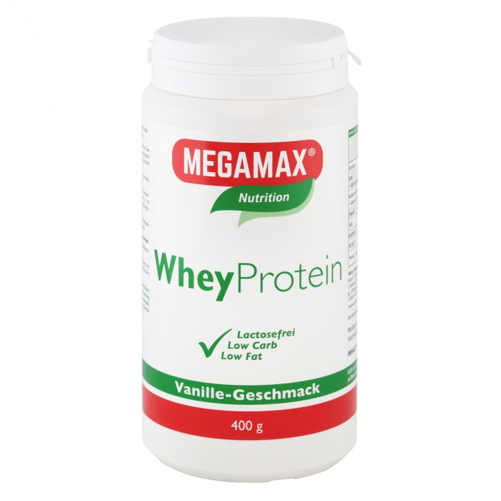 Whey Protein (Molkeneiweiß) lactosefrei