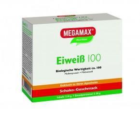 MEGAMAX Protein 100 Schoko 7*30 g